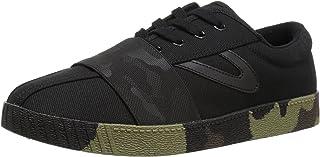 حذاء رياضي رجالي من Tretorn NYLITEGORE ، أسود، مقاس 7 متوسط أمريكي