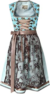 Exclusive Authentic Bavarian Oktoberfest Trachten Halloween Dress German Dirndl German Wear