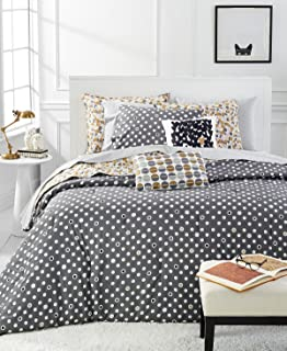 Martha Stewart Whim Collection Pop Dot 5-pc. Full/queen Duvet Cover