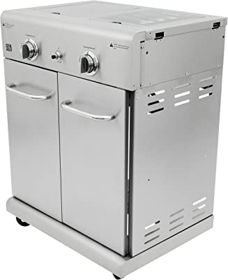 Kenmore PG-OK005-AM Cooking Station Module Grill, Stainless