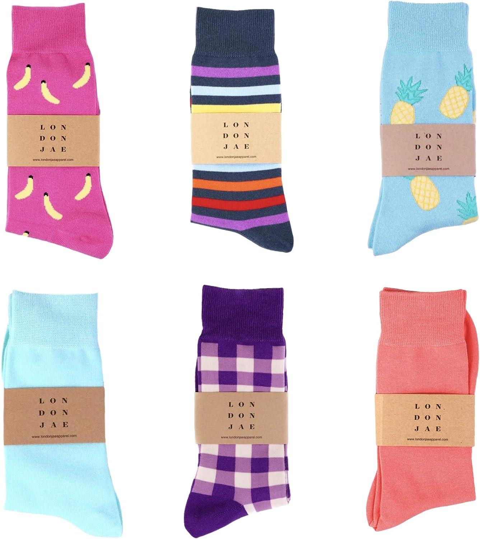 Mens Novelty Socks for Groomsmen - Gift Sock Lond Wacky By Popular brand in Popular overseas the world Set