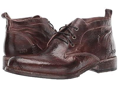 Bed Stu Clyde (Teak Dip-Dye Tremolo Wash) Men