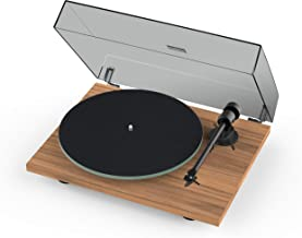Pro-Ject T1 Turntable (Satin Walnut)