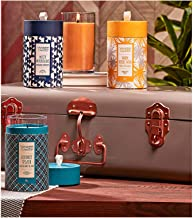YANKEE CANDLE 3 x Assortito Wanderlust Candela in Scatola