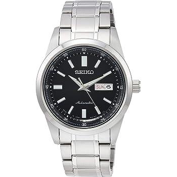 [セイコーウォッチ] 腕時計 セイコー セレクション Mechanical(メカニカル) 自動巻(手巻つき) 裏ぶたシースルーバック デイデイト表記 日常生活用強化防水(10気圧) SARV003 メンズ シルバー