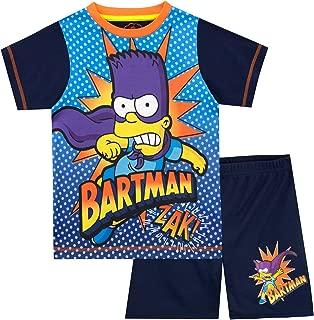 bart simpson pajamas