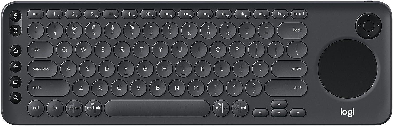 Best Wireless Keyboard With Trackball