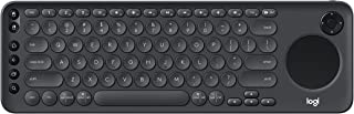 Logitech K600 TV - TV Keyboard with Integrated Touchpad and D-Pad Compatible with Smart TV
