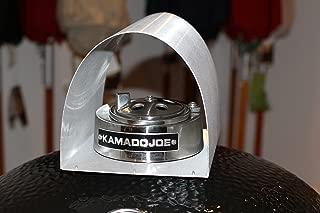 Perfect BBQTEK Kamado Style Smoker/Grill Chimney Cap (Kamado Joe (Classic & Big Joe))
