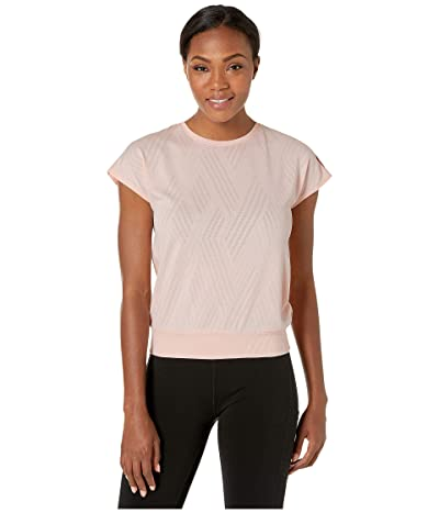 Brooks Array Short Sleeve (Quartz) Women
