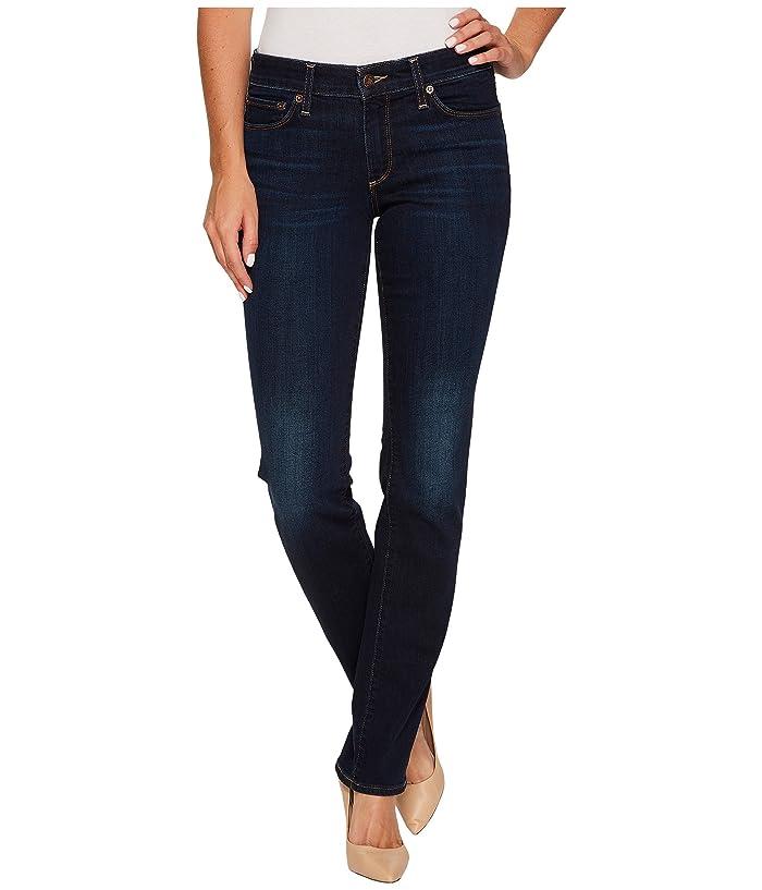 Lucky Brand  Sweet Straight in Twilight Blue (Twilight Blue) Womens Jeans