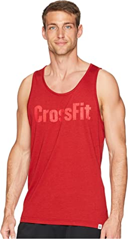 Crossfit Logo Tank Top