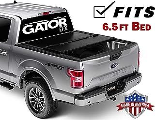 Gator Covers Gator EFX Hard Folding Truck Tonneau Cover | GC54016 | Fits 15-19 Nissan Titan 6' 5