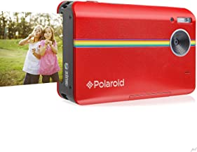Z2300 Instant Digital Camera (Red, Lucite Packaging)