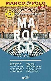 Cartina Stradale Marocco Gratis.Amazon It Marocco Con Atlante Stradale Con Carta Geografica Ripiegata Brunswig Ibrahim Muriel Roccasalda T Libri