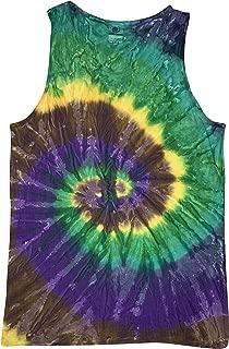 Unisex Tie Dye Tank Top