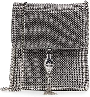 Whiting & Davis Women's Jeanne Cross Body Bag