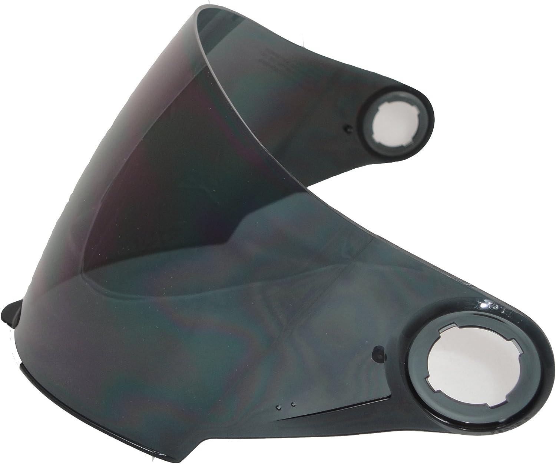 Import LS2 Track Shield Smoke store Dark