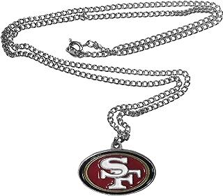 San Francisco 49ers necklace