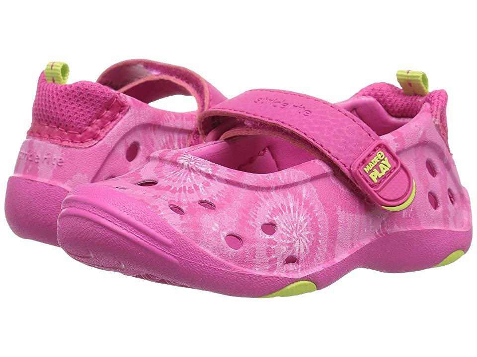 Stride Rite Made 2 Play Phibian MJ (Toddler/Little Kid) (Pink) Girl