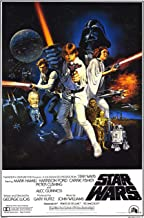 """The Star Wars Movie Poster. Large 24""""×36"""" Size. The Perfect Poster Gift. Toobi Poster"""
