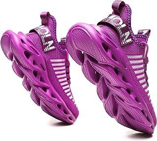 Men's Women's Slip on Breathable Walking Shoes Ultra Lightweight Casual Sport Gym Fashion Sneakers