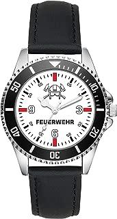 Fire Brigade Gift Article Idea Fan Watch L-20543