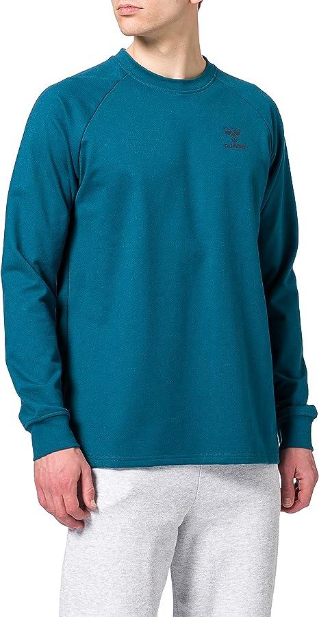 hummel Hmlaction Cotton Sweatshirt Sudadera Unisex Adulto