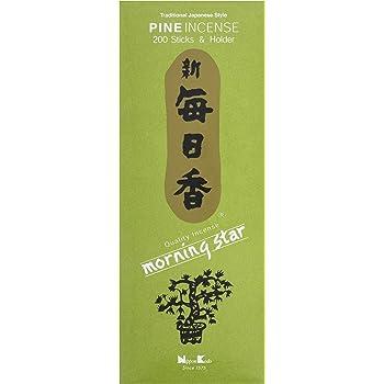 Morning Star Pine 200 sticks