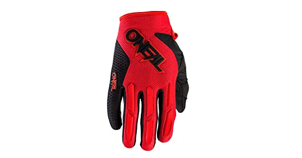 Red, 10 ONeal E030-310 Element Unisex-Adult Glove 2 Pack