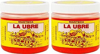 La ubre Reforzada Roja La Original, La Ubre red Extra Strength Formula 3oz  2-PACK