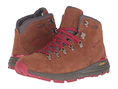 Danner Mountain 600 4.5 (Brown/Red) Men