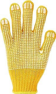勝星産業 ポチロン黄 L 1双袋入り 12双セット #330