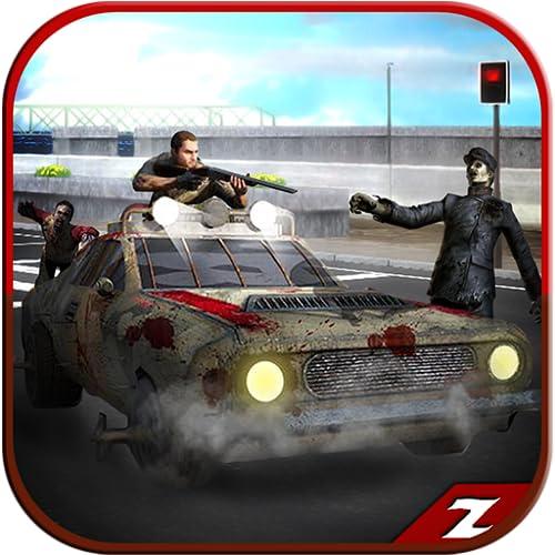 Zombie Roadkiller 3d