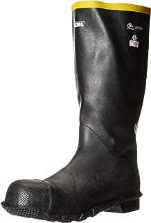 Viking Footwear Handyman Steel Toe Rubber Waterproof Boot