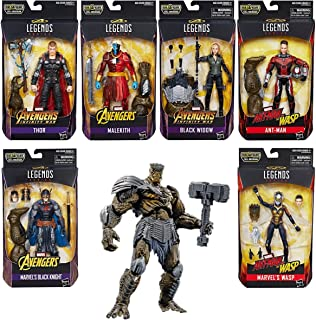 Action Figure Avengers Infinity War Marvel Legends 6-Inch Wave 2 Set
