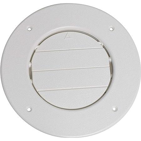 Beige 10,2 cm ID, 14,7 cm OD Valterra A10-3349VP Heiz und Klimaanlagenregister mit D/ämpfer
