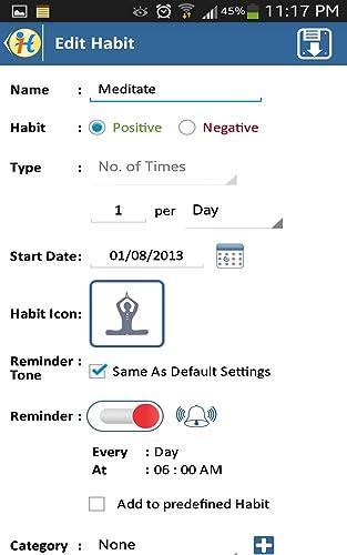 『iPro Habit Tracker - Sale』の8枚目の画像