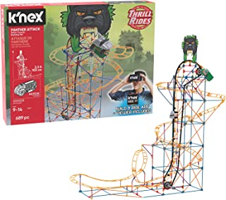 Best k'nex panther attack Reviews