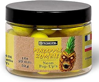 Pineapple Zombie Neon Pop Ups