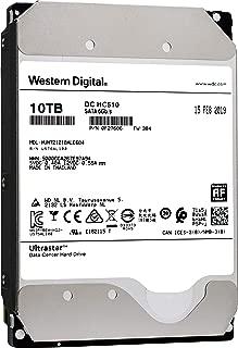 HGST WD Ultrastar DC HC510 10TB 7200 RPM SATA 6Gb/s 3.5