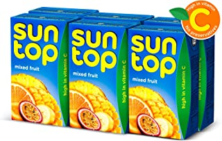SUNTOP Mix Fruit (6X250Ml)
