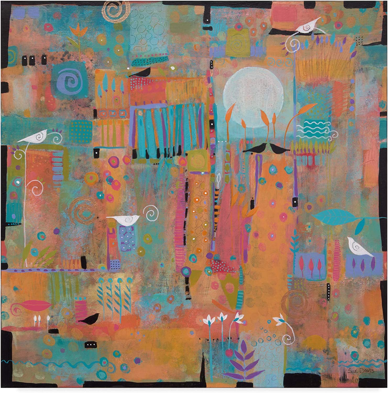 Trademark Fine Art Summer Dreams by Sue Davis, 14x14