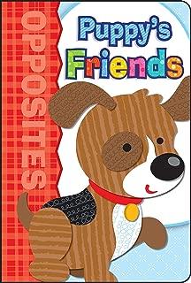 Puppy's Friends Board Book