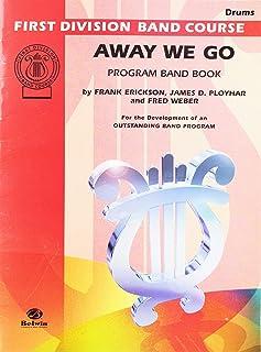 Away We Go: Band Supplement