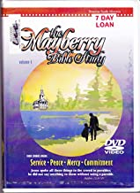 THE MAYBERRY BIBLE STUDY Volume 1 with Leader Book with Answers