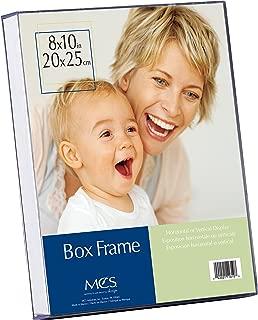 Best plastic box picture frames Reviews