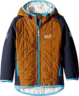 9de34f9254 Grassland Hybrid Jacket (Infant/Toddler/Little Kids/Big Kids). Jack Wolfskin  Kids