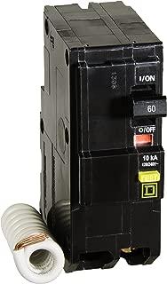 60 amp gfci breaker square d