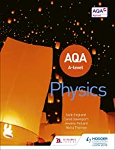 AQA A Level Physics (Year 1 and Year 2) (English Edition)